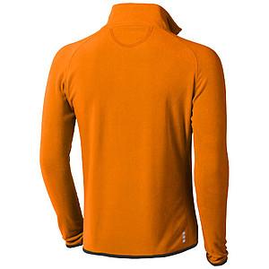 Mikina ELEVATE BROSSARD MICROFLEECE JACKET oranžová S