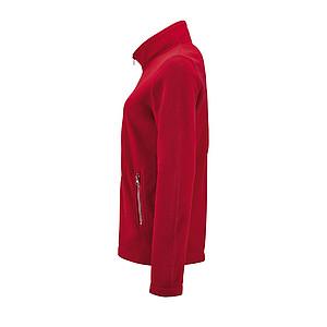 Mikina SOL´S NORMAN WOMEN, červená , L