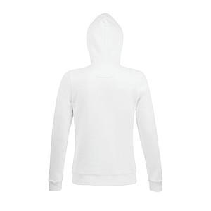 Propínací mikina SOL´S SPIKE WOMEN, bílá, L