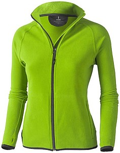 ELEVATE BROSSARD MICROFLEECE LADIES JACKET světle zelená S