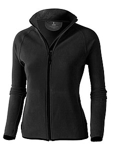 ELEVATE BROSSARD MICROFLEECE LADIES JACKET antracitová XL