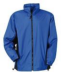 Sportovní bunda větrovka, modrá, vel. XL