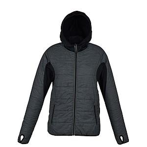 SCHWARZWOLF MODOC bunda dámská šedá,černý zip, S