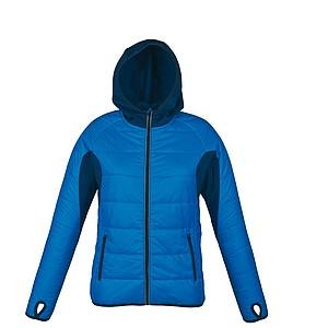 SCHWARZWOLF MODOC bunda dámská modrá,modrý zip,M - reklamní bundy