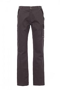 Payper CANYON pánské pracovní kalhoty, kouřová/černá, 3XL