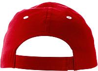 FEDEX Bavlněná kšiltovka s 6 panely, červená - reklamní čepice