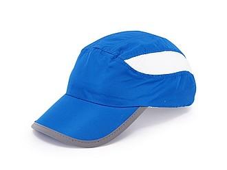 NEWSPORTY Kšiltovka, královská modrá - reklamní čepice