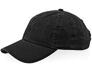 Šestipanelová čepice zn. Elevate, černá
