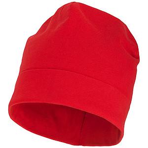 Čepice, červená - reklamní čepice
