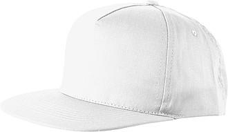 Baseballová čepice, bílá