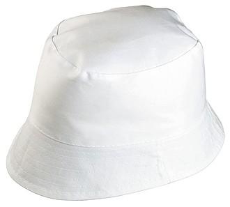 klobouček bílý