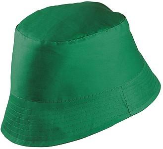 klobouk zelený