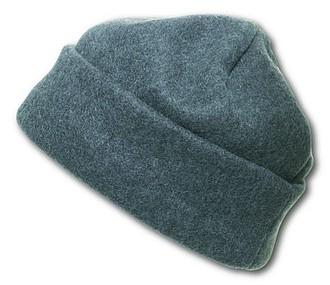 BLANC fleecová čepice, šedá