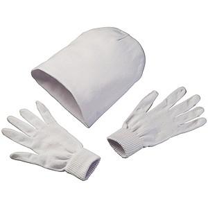 Sada zimní čepice a rukavic