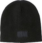 REKOJA Pletená čepice, černá