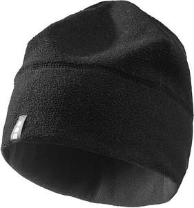 Fleecova čepice Elevate, černá