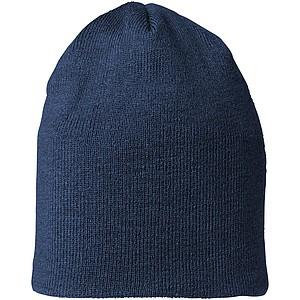 DUJEK Dvouvrstvá akrylová čepice Elevate, námořní modrá