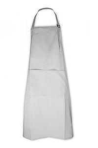 Kuchařská zástěra bílá
