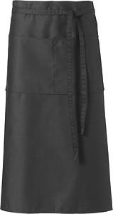 AXEL Barmanská zástěra, černá