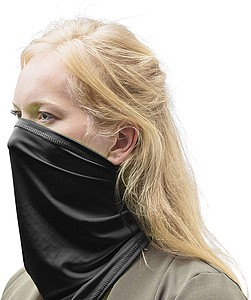 Multifunkční šátek bandana, černý