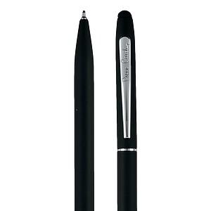 PIERRE CARDIN ADELINE Kovové kuličkové pero se stylusem a modrou náplní