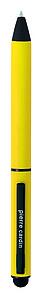 PIERRE CARDIN CELEBRATION Kovové kuličkové pero se stylusem, žluté