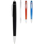 Kuličkové pero Nash s černým úchopem, fialová