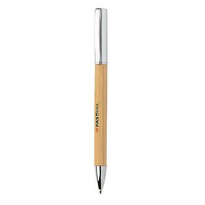 Moderní bambusové pero, hnědá