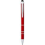 Multifunkční pero, 3 náplně a stylus, bílá