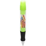 Empire Stylus kuličkové pero, černá/stříbrná