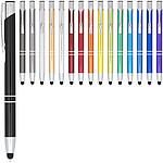 Kuličkové pero s dřevěným desaignem, černá