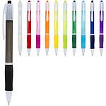 Kuličkové pero Trim, bílá