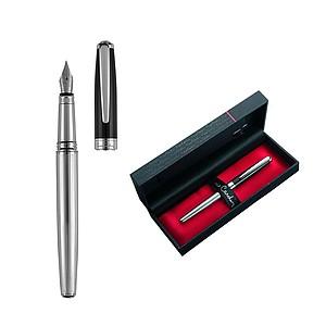 PIERRE CARDIN CHRISTOPHE Kovové plnící pero s modrou náplní