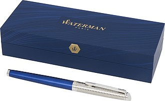 Nadčasový roller, prvotřídní luxus, černá náplň, královská modrá