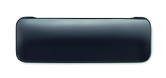 Sada pera a mikrotužky v kovové krabičce, černá