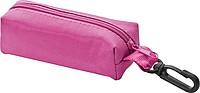 Sada sedmi barevných fixů v pouzdře s karabinou, růžové
