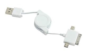 Adaptér do USB pro nabíjení mobilních zařízení
