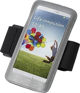 Neoprenové pouzdro na mobil s páskem na paži