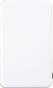 LONGER Powerbanka s kapacitou 5000 mAh, bílá