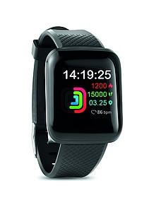 Chytré hodinky s odnímatelným páskem