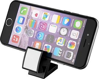 Multifunkční klip na telefon, černá