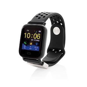Chytré hodinky Fit, černá