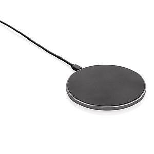 MANFRIA Rychlá bezdrátová nabíječka 15W, černá