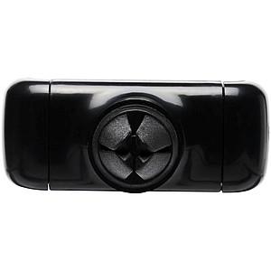 Držák telefonu do auta, černá