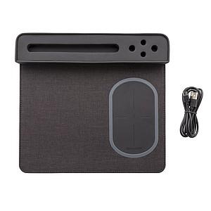 Air podložka pod myš s bezdrátovým nabíjením a USB