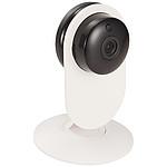 Domácí Wi-Fi kamera 720P, bílá