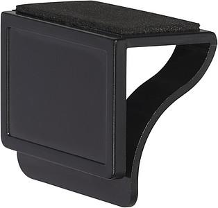 Blokáda kamery s čističem obrazovky, černá
