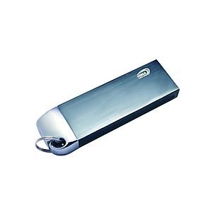 ROLKA Kovový USB flash disk 32 GB, tmavě šedý