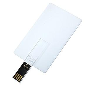 USB flash disk ve tvaru kreditní karty CARY 4GB