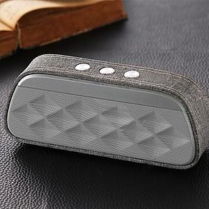 KOREL Luxusní Bluetooth reproduktor, šedý
